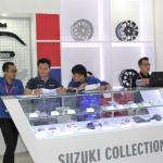 Penjualan Suku Cadang Suzuki Meningkat Memasuki Masa Transisi Pandemi COVID-19