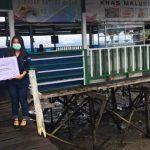 Pertamina Kembali Salurkan 1,62 Milyar Modal Usaha di Ambon