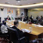 Pertemuan Menteri Perdagangan Indonesia dan India: Bahas Terobosan Hadapi Covid-19