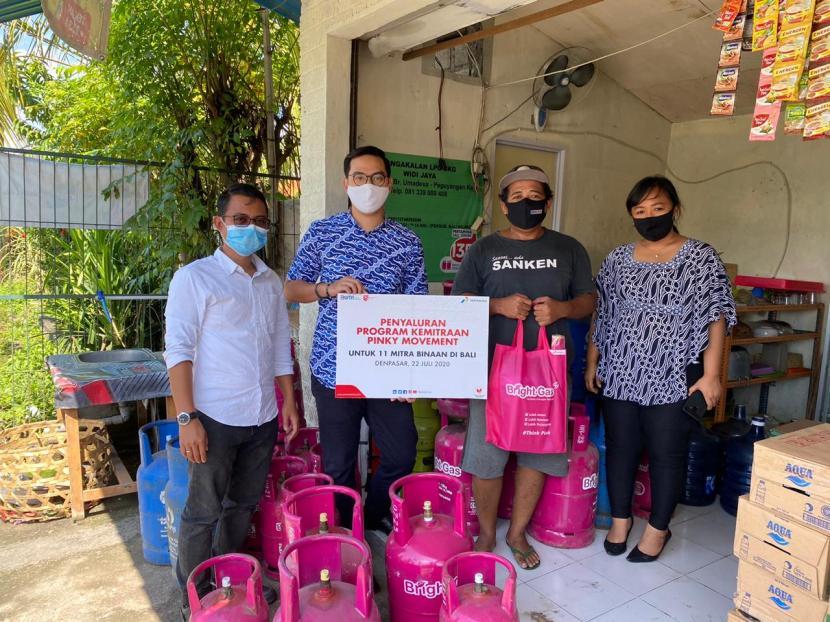 Pinky Movement Dorong UMKM Lindungi Hak Masyarakat Kurang Mampu 1