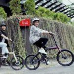 Polygon Rilis Seri Sepeda Lipat Teranyar Guna Akomodir Permintaan Pasar yang Terus Meningkat