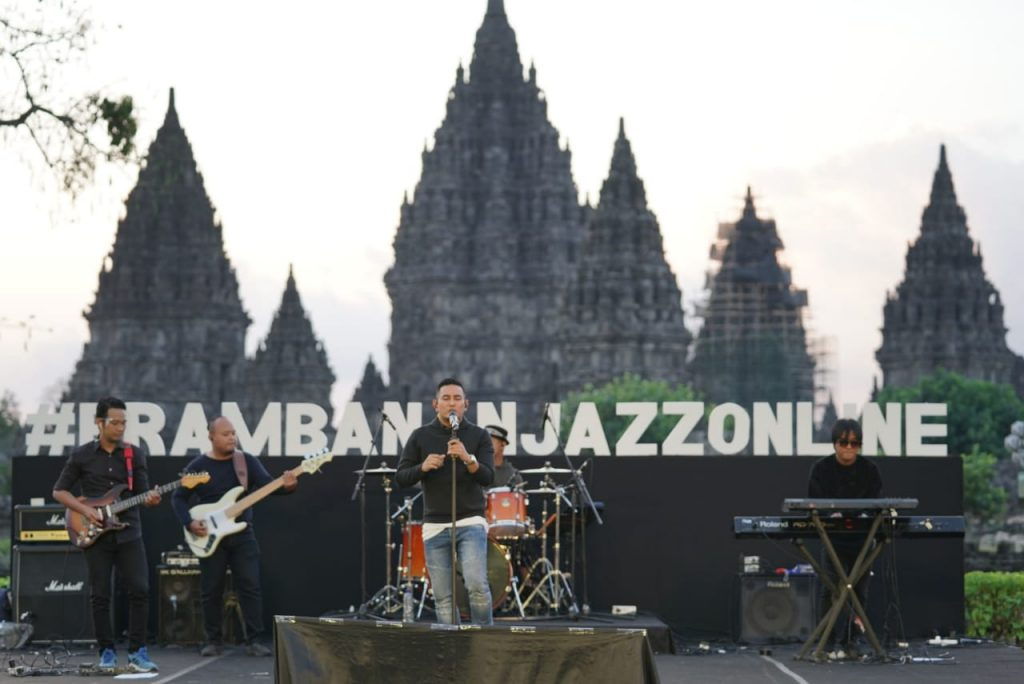 Prambanan Jazz Online, Wujud Inovasi Pelaku Industri Kreatif untuk Tetap Berkarya 1