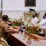 Presiden Jokowi Bentuk Satu Tim Terpadu untuk Tangani Covid-19 dan Pemulihan Ekonomi Nasional