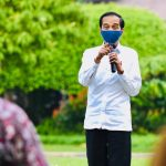 Presiden Jokowi Serahkan Bantuan Modal Kerja bagi Pelaku Usaha Mikro dan Kecil