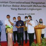 SIG Manfaatkan Sampah di Kabupaten Cilacap Sebagai Bahan Bakar Alternatif
