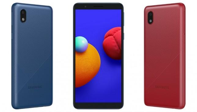 Samsung Galaxy A01 Core Sejutaan Buat Sejuta Gaya 1