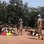 Satgas Kizi TNI XXXVII-F Minusca CAR Bantu Rekrut Angkatan Bersenjata Afrika Tengah