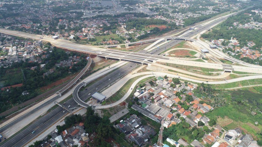 Target Selesai Oktober 2020, Jasa Marga Kejar Penyelesaian Konstruksi Jalan Tol Serpong-Cinere 1