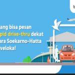 Traveloka Hadirkan Layanan Rapid Test Drive Thru Pertama di Kawasan Bandara Internasional Soekarno-Hatta
