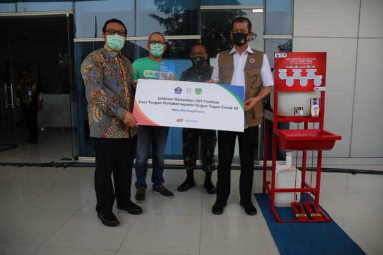 Unilever Indonesia Salurkan Fasilitas dan Edukasi Cuci Tangan ke Lebih dari 48 Ribu Keluarga di DKI Jakarta 1