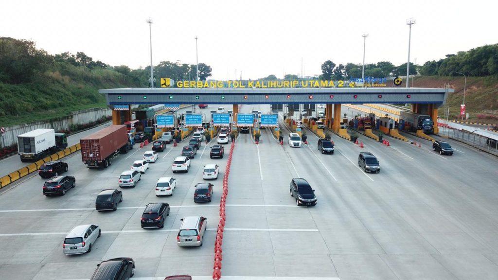 Dua Hari Total Arus Balik Libur Panjang HUT RI Ke-75, Jasa Marga Catat 41,2% Kendaraan Belum Kembali Menuju Jakarta 1