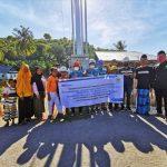 6 Desa di Manggarai Timur Kini Lewati Malam Dengan Terang