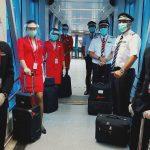 AirAsia Kembali Layani Penerbangan Khusus Repatriasi 164 Warga Negara India