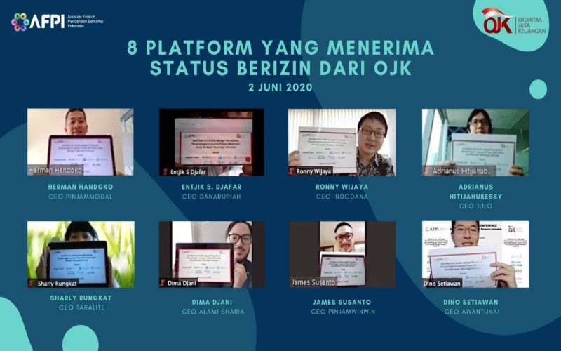Antisipasi Risiko, Sudah 90% Member AFPI Melapor ke Fintech Data Center 1