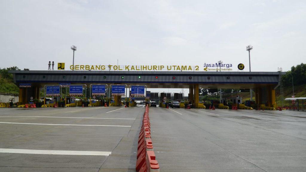 Arus Balik Libur Panjang HUT RI Ke-75, Jasa Marga Catat 162 Ribu Kendaraan Kembali Menuju Jakarta 1