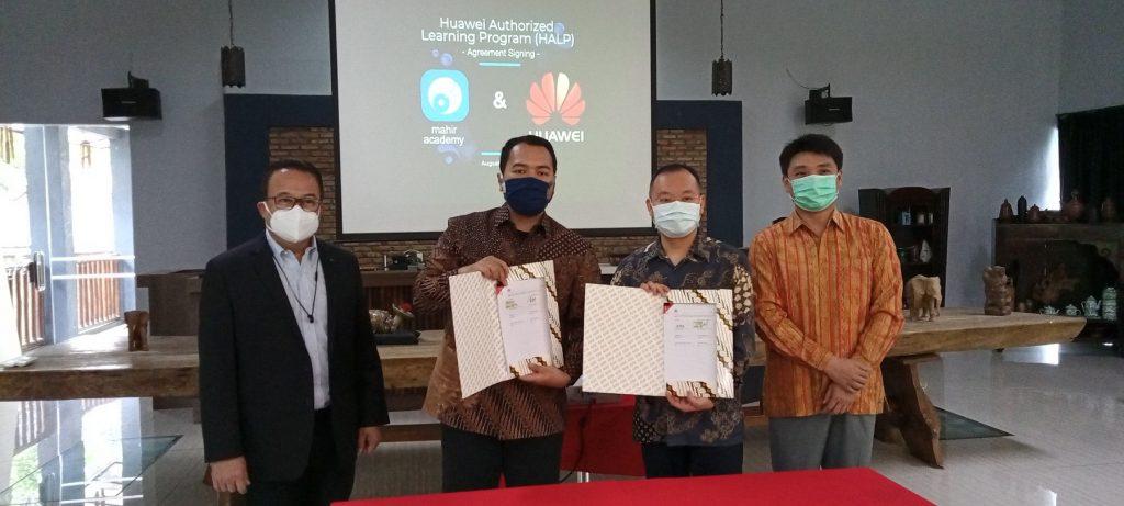 Bangun Kemitraan dengan Mahir Academy, Huawei Lanjutkan Komitmennya Mengembangkan Ekosistem SDM TIK Indonesia 1