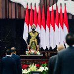 Berbaju Adat NTT, Presiden Akan Sampaikan Pidato Kenegaraan di Gedung Nusantara