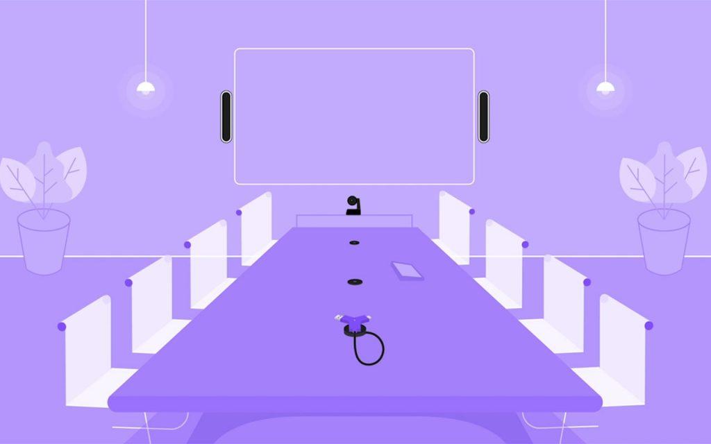 Bergabunglah dalam Rapat Apa pun, di Ruangan Mana pun dengan Logitech Swytch 1
