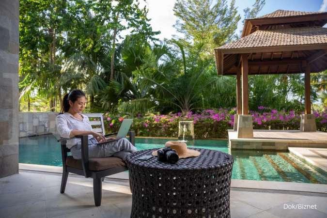 Biznet Buka Kantor Pusat di Bali, Destinasi Favorit untuk Remote Working Kelas Dunia 1