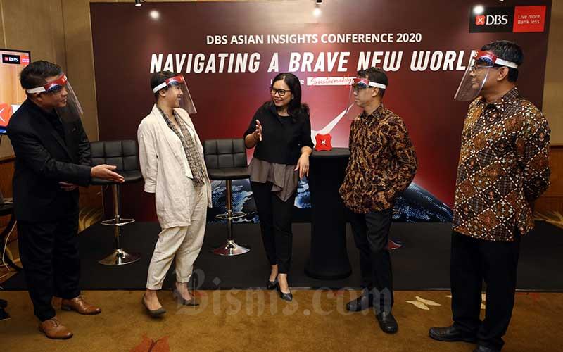 DBS Asian Insights Conference 2020: Mengarungi Dunia Pasca Pandemi 1