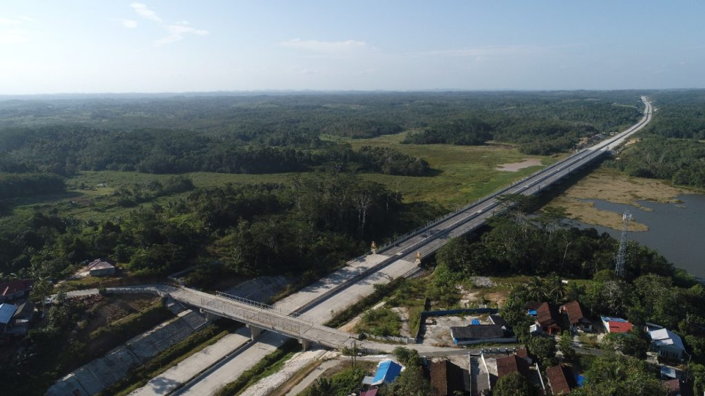 Dengan Market Share Jalan Tol Operasi Terpanjang, Jasa Marga Konsisten Percepat Konektivitas Indonesia 1