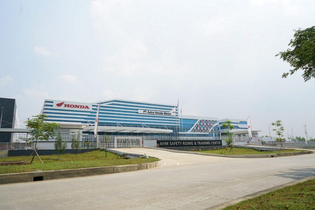 Dukung Keselamatan di Jalan Raya, AHM Perkenalkan Pusat Pelatihan Berkendara 1