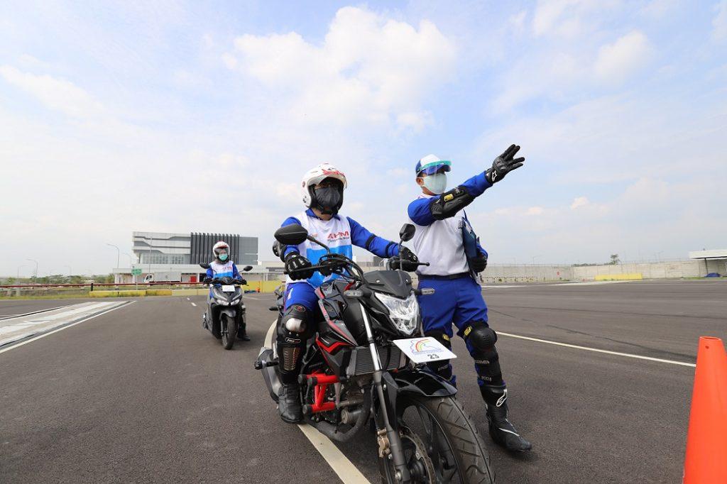 Dukung Keselamatan di Jalan Raya, AHM Perkenalkan Pusat Pelatihan Berkendara 5