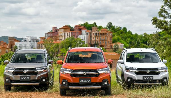 Ekspor Suzuki XL7 SUV Terus Meningkat 1