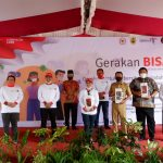 Gerakan BISA Awali Museum Sangiran Sragen Masuki Masa Adaptasi Kebiasaan Baru
