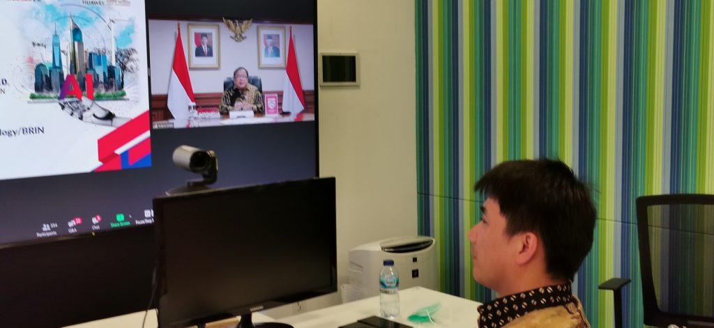 Huawei dan ABDI Dukung Penguatan Riset dan Inovasi dengan Kecerdasan Artifisial untuk Percepatan Pemulihan Ekonomi, Kompetensi, dan Kemandirian Indonesia 1