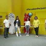 IM3 Ooredoo Dukung Perjuangan Generasi Muda Indonesia untuk Tetap Merdeka Melawan Pandemi