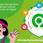 Inisiatif MelajuBersamaGojek Hadirkan Solusi Inklusif dan Komprehensif bagi Jutaan UMKM untuk Go-Digital