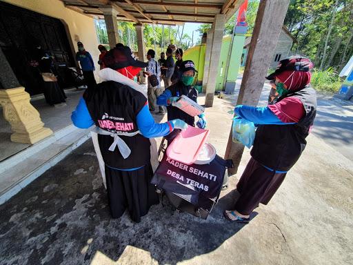 Inovasi CSR Pertamina Ciptakan Sistem Informasi dan Sistem Delivery untuk Posyandu Desa Teras Boyolali 1