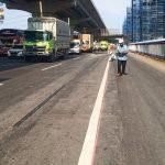 Kembali Lakukan Rekonstruksi Rigid Pavement, Jasa Marga Imbau Pengguna Jalan Antisipasi Perjalanan