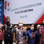 Pacu Ekspor Nonmigas, Kemendag Dukung Pelepasan Ekspor 4,82 Ton Kontainer Kopi Olahan di Bogor
