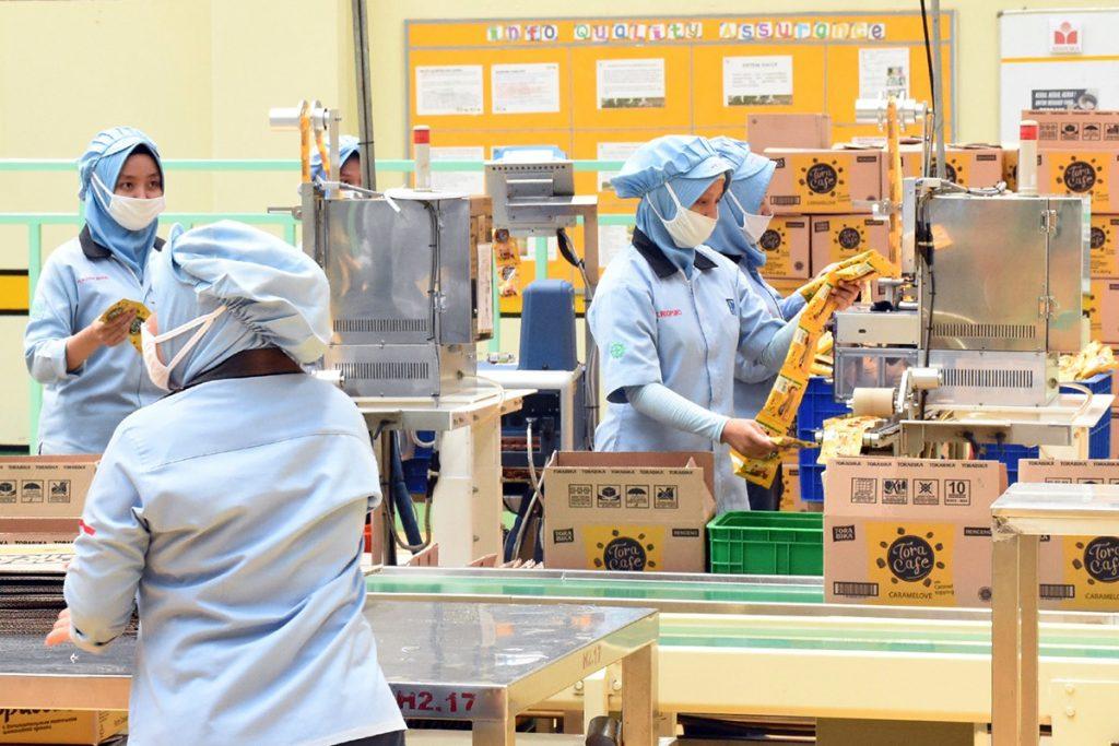 Kemenperin Susun Pedoman Adaptasi Kebiasaan Baru dalam Industri Pangan 1