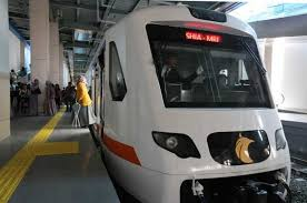 Kereta Api Bandara Soekarno-Hatta Tetap Terapkan Protokol Kesehatan 1