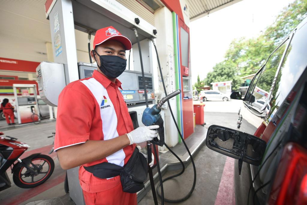 Konsumsi BBM Masa Transisi Tatanan Baru Berangsur Normal 1