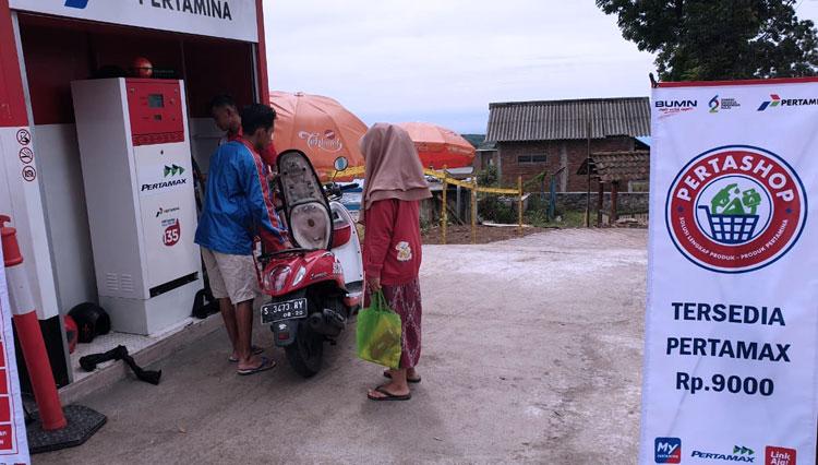 Lewat Pertashop, Pertamina Perluas Aksesibilitas Energi di Pedesaan Banten 1