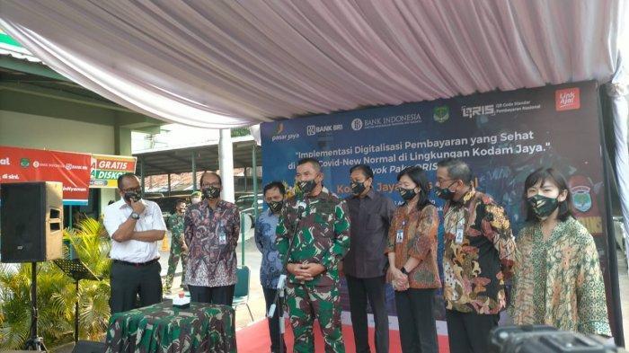 LinkAja Dukung Digitalisasi Transaksi di Lingkungan Kodam Jaya 1
