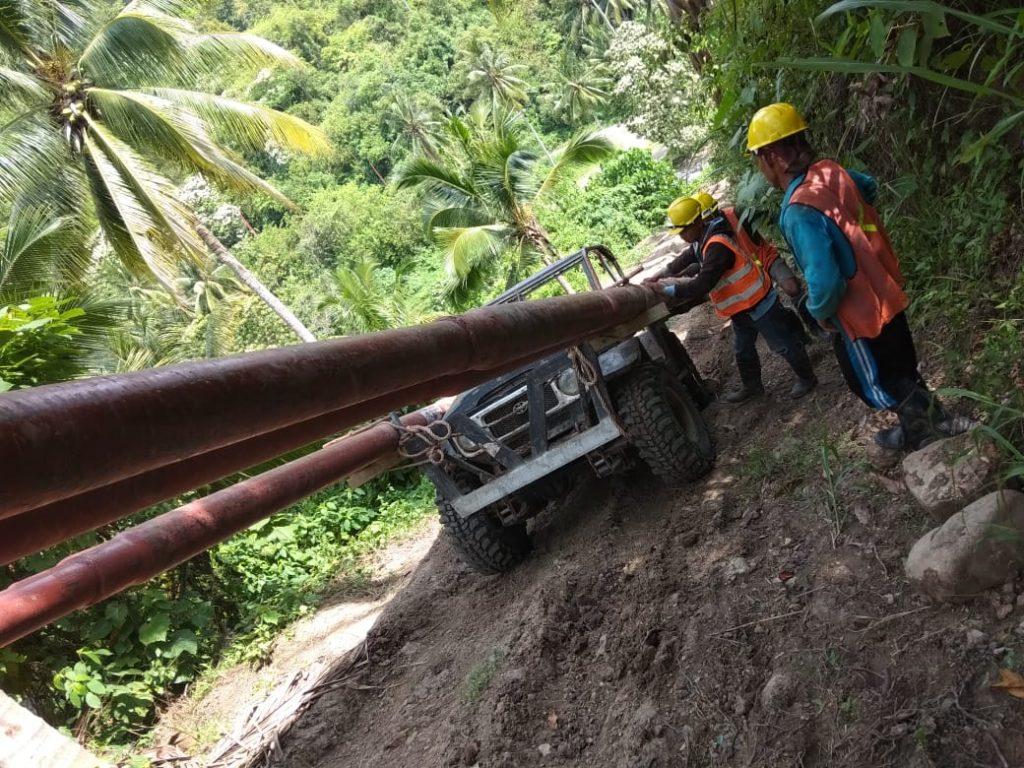 Listriki Desa Terpencil, Indonesia Semakin Terang 1