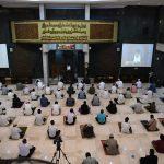 Mendikbud Laksanakan Sholat Idul Adha 1441 H di Masjid Baitut Tholibin