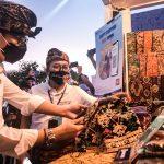 Menparekraf Apresiasi Penerapan QRIS oleh Pelaku Parekraf Bali di Era Adaptasi Kebiasaan Baru