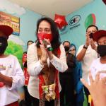 Menteri Bintang Apresiasi Perlindungan Anak di Sulawesi Selatan