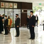 Menteri ESDM Lantik Pejabat Pimpinan Tinggi Madya dan Pratama Kementerian ESDM