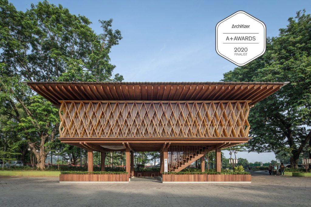 Microlibrary Warak Kayu Jadi Daya Tarik Wisata Baru di Semarang 1