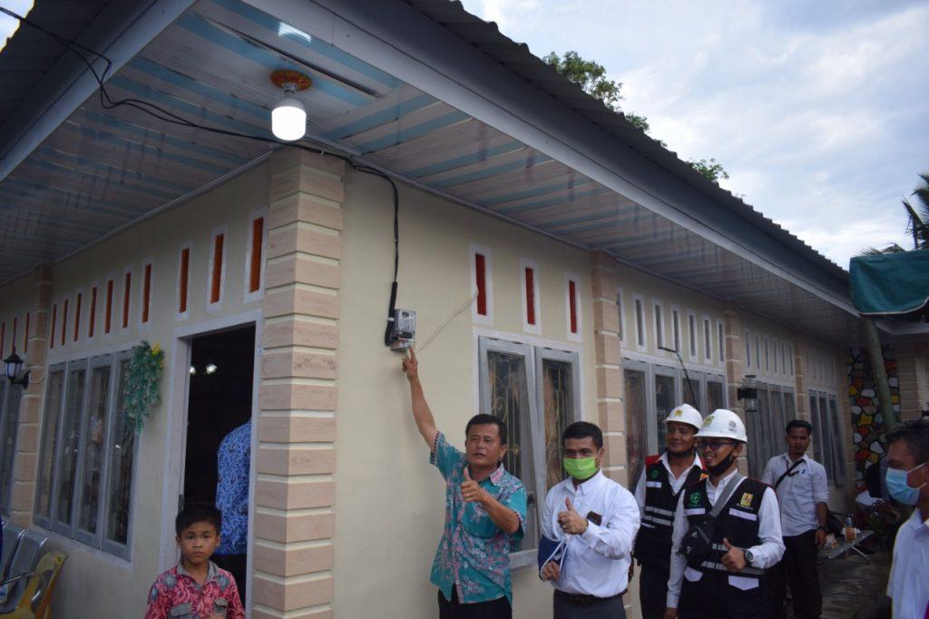 PLN Gerak Cepat Pulihkan Kelistrikan Bengkulu Terdampak Gempa 1