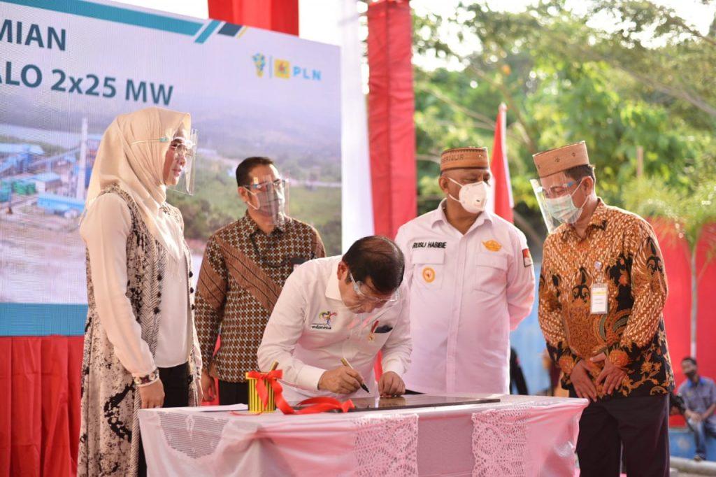 PLTU Beroperasi, PLN Siap Dukung Investasi di Gorontalo 1