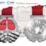 PT Johnson & Johnson Indonesia Dukung Kementerian Kesehatan RI Selenggarakan Toss TBC Virtual Run