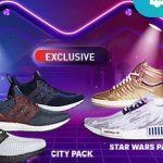 Peluncuran Eksklusif Adidas Edisi Khusus Star Wars dan City Pack di Lazada Tanggal 14 Agustus 2020
